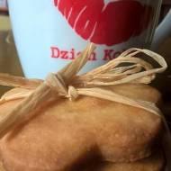 Rozkosze smakowe, czyli kruche ciasteczka maślano-waniliowe