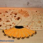 Piadina - włoska tortilla - włoski chlebek