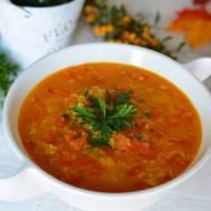 Dahl czyli indyjska zupa z soczewicy