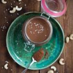 Masło kokosowe z nerkowcami i kakao