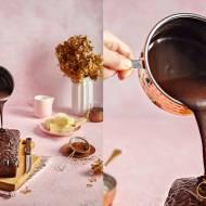Klasyczna polewa czekoladowa na maśle i kakao