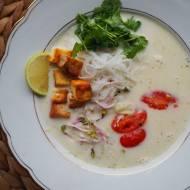 Tom kha czyli tajska kokosowa zupa idealna