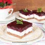 ciasto filadelfia – bez pieczenia