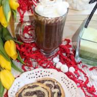 Czekoladowo-bananowa kawa zbożowa