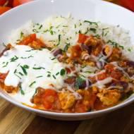 Chili con carne z indykiem (zdrowe i dietetyczne)