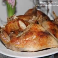 Pieczony królik z solanki