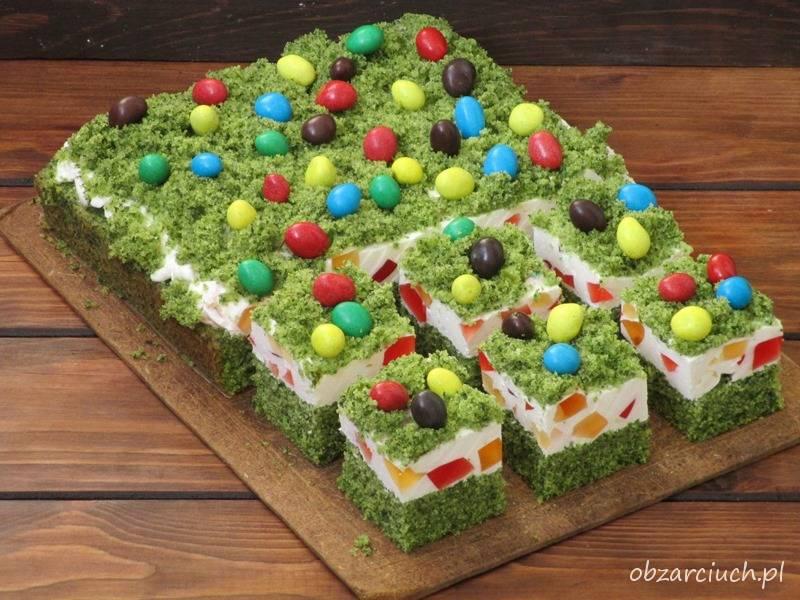 Przepis Na Ciasto Wielkanocne Obzarciuch Katalogsmakow Pl