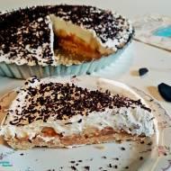 Banoffee – szybkie ciasto bez pieczenia