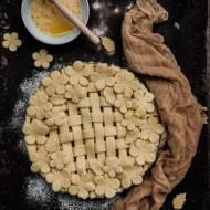 Bardzo szybka tarta z gruszkami lub jabłkami
