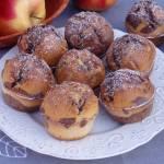 Łaciate muffinki