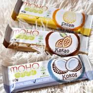Zdrowe przekąski, czyli smaczne batoniki MOHO