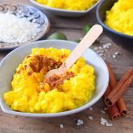 Złoty ryż z kurkumą i krótko o 9. edycji Food Blogger Fest