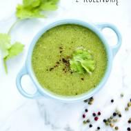 Zupa brokułowa z kolendrą – post dr Dąbrowskiej