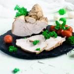 Dietetyczny filet z indyka gotowany