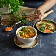 Linsensuppe - zupa z soczewicy