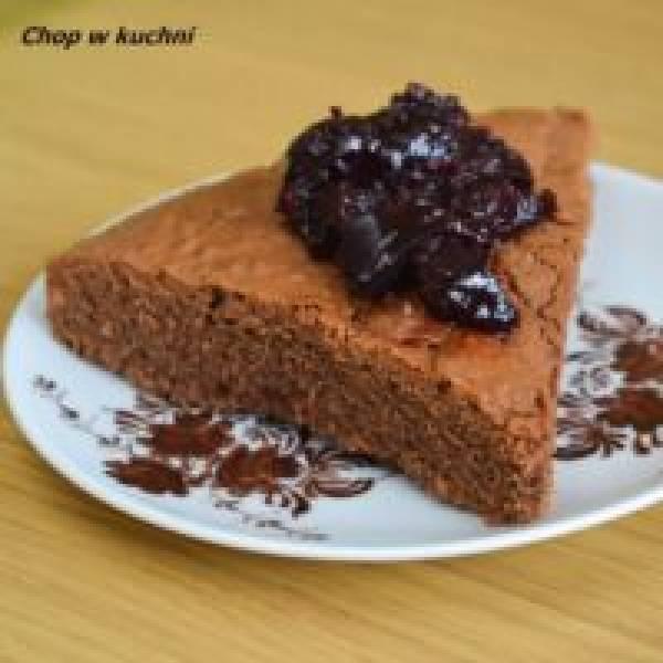 Szokoladowy maszkyt na gibko (Ekspresowe ciasto czekoladowe)