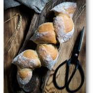Francuska bagietka Pain D'epi – kłos pszenicy