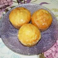 Muffinki kokosowo-cytrynowe