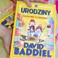"""""""Urodziny. A gdyby mieć je codziennie?"""" David Baddiel – recenzja książki"""