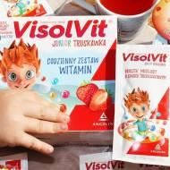 VisolVit Junior - codzienny zestaw witamin i mienarałów - recenzja