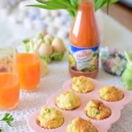 Wiosenne muffinki na śniadanie
