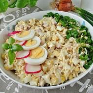 Sałatka z selera i jajek
