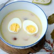Staropolska zupa chrzanowa