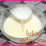 Lukier cytrynowy
