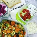 Marchewka, cukinia i pyszny przepis na obiad do pracy