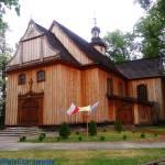 Zabytkowe kościoły w woj. łódzkim - Kałów