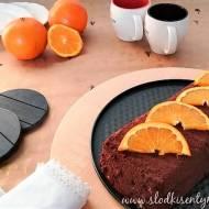 Deser obłędnie czekoladowy