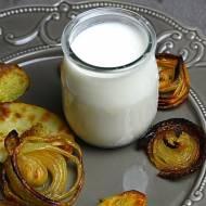 Pieczone ziemniaki z cebulą
