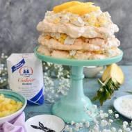 Wielkanocny tort kokosowo-  ananasowy!