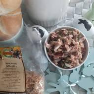 Pasta z tuńczyka  idealna na Święta do faszerowania jajek