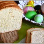 Tostowy chleb maślany