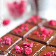 WEGE BROWNIE Z FASOLI