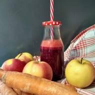 Sok - burak,marchew,jabłko