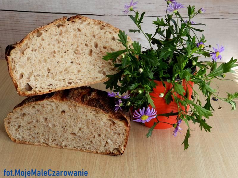 Chleb wiejski całonocny jasny