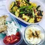 Lunchbox do pracy – prosty przepis na warzywa