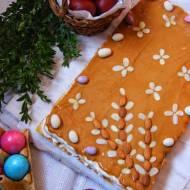 Karmelowy Mazurek Wielkanocny