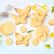 Klasyczne ciasteczka maślane