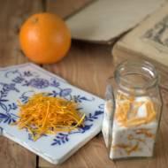 Skórka pomarańczowa – przechowywanie skórki pomarańczowej