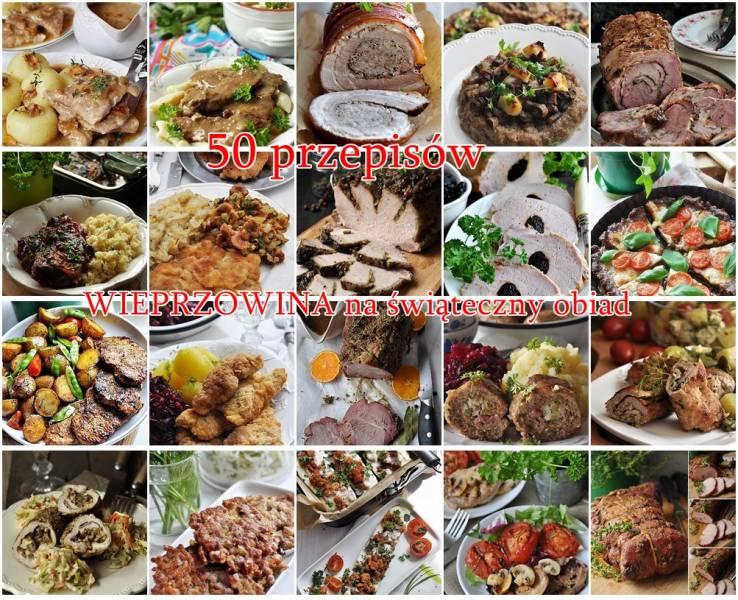 Wieprzowina na świąteczny obiad