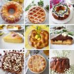 30 słodkości na Wielkanoc (30 ricette di dolci per Pasqua)