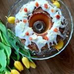 Babka drożdżowa z cytrynową nutą