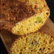 Chleb migdałowo marchewkowy z pestkami dyni