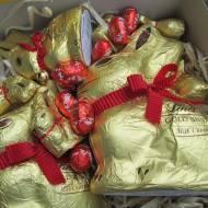 nagroda od Lindt :) Słodkie zajączki