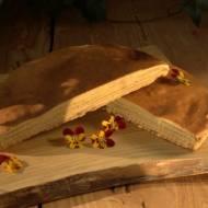 """Tort """"Dziaduch"""" - baumkuchen"""