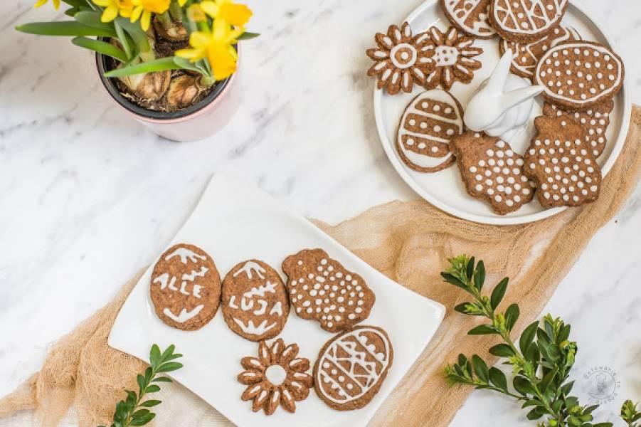 Kakaowe Ciasteczka Wielkanocne