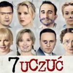 """""""7 uczuć"""" zaproszenie na film"""